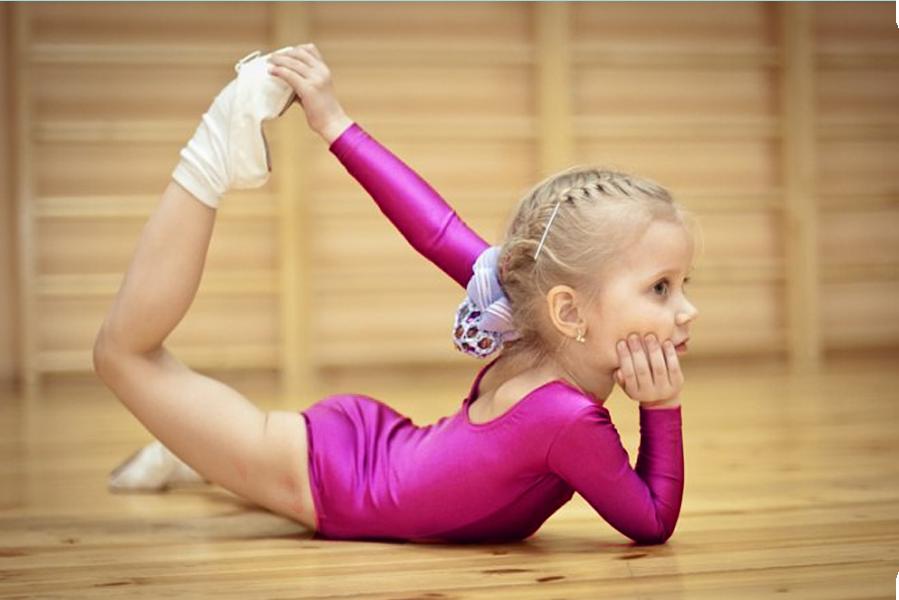 Gymnaste Nouvelle Saison